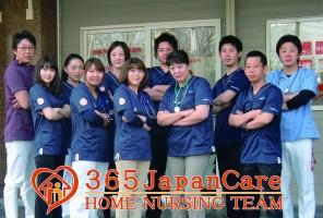 いきいき365訪問看護ステーションの仕事イメージ