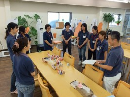 げんきトレーニングセンター枝吉(デイサービス)の仕事イメージ